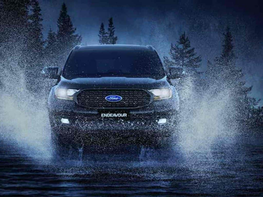 Ford Endeavour Sport launched in India