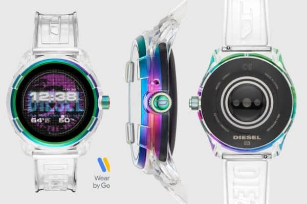 Fossil Finally Launches the Diesel MDJ Fadelite Limited Edition WearOS Smartwatch