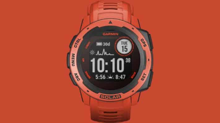 Garmin launches solar-powered smartwatches in India
