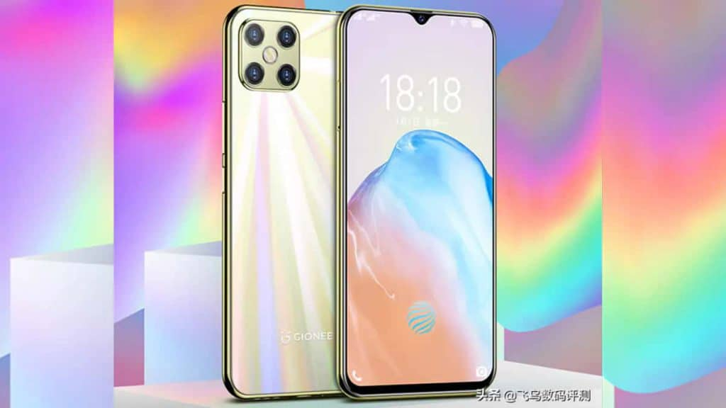 Gionee M12 Pro launched with Helio P60 SoC, triple rear cameras