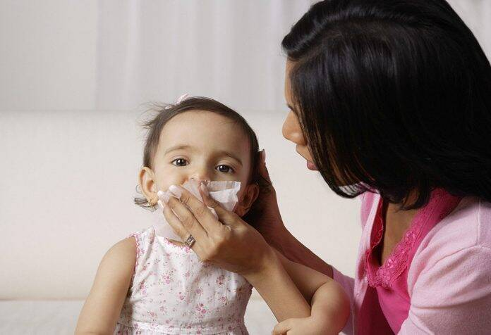 Home remedies for cold and flu in Kids