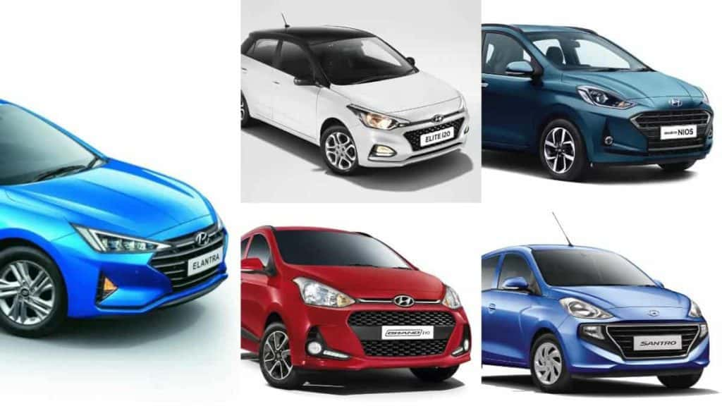 Discounts up to Rs 60,000 on Hyundai Grand i10, Santro and Elite i20 in September 2020