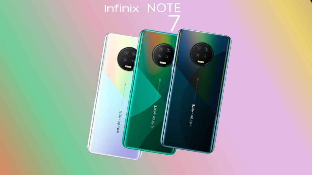 Infinix Note 7 to go on sale in India starting September 22