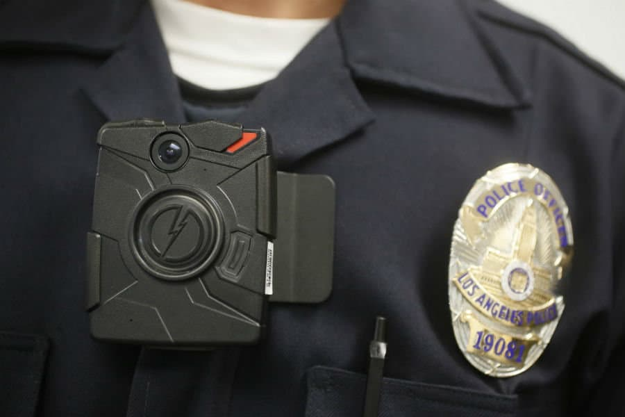 Jail employees advised to wear body cameras while on duty