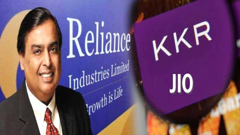 KKR invests ₹5,550 crore in Reliance Retail Ventures, acquires 1.28% stake