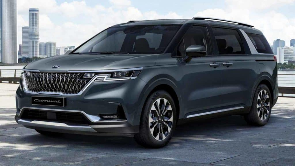 Discount up to Rs 2.10 lakh on Kia Carnival in September 2020