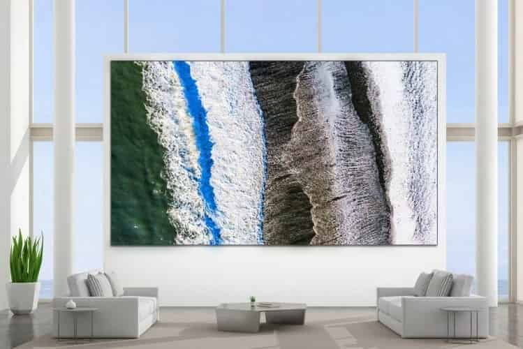 LG Magnit is a New Crazy 163-Inch 4K microLED TV