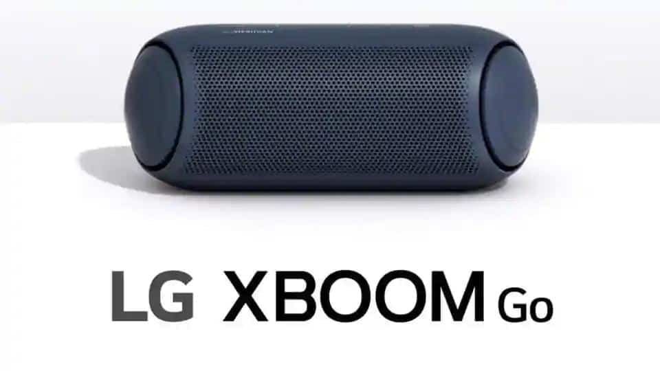 LG launches XBOOM Go portable speakers in India