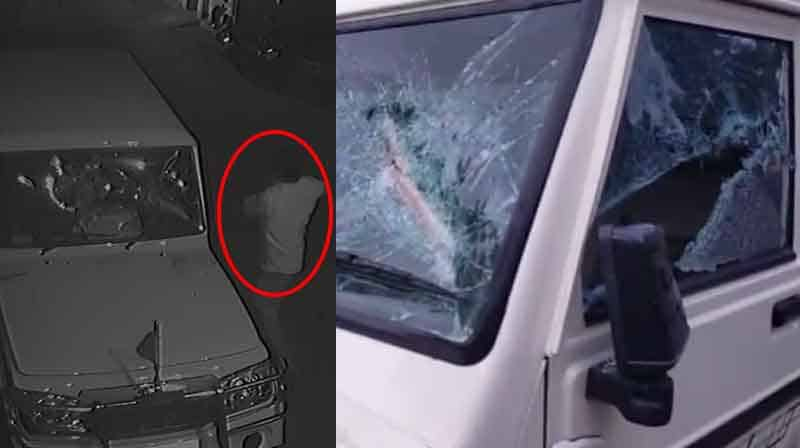 MLA Car smash- updatenews360
