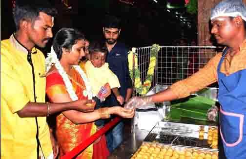 Madurai Laddu - Updatenews360