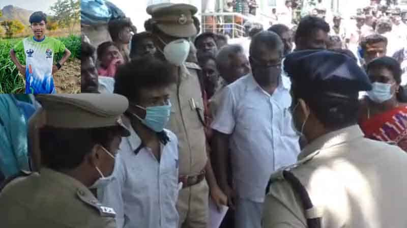 Madurai SI Suspend - updatenews360
