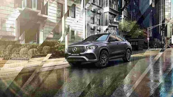Mercedes-Benz GLE 53 AMG 4MATIC Plus Coupe launched in India