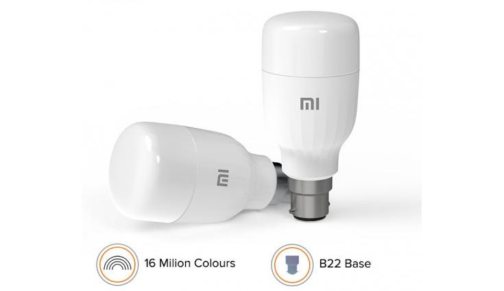 Mi Smart LED Bulb (B22) launched in India