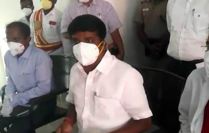 Minister Vijayabhaskar -Updatenews360