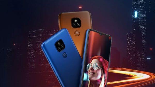 Motorola E7 Plus India Launch Confirmed On September 23