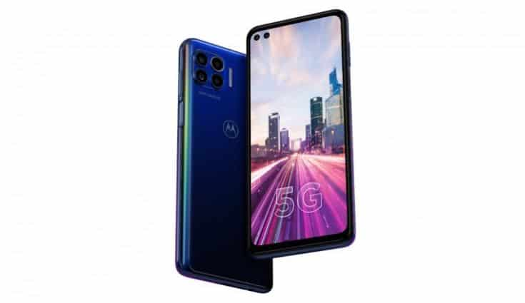 Motorola One 5G with 5000mAh battery announced