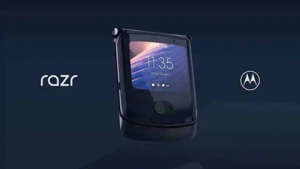 Motorola's Razr 5G goes official with better specifications, design