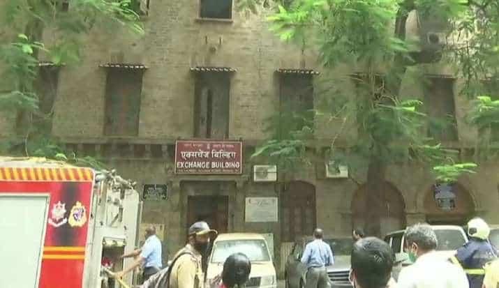 Mumbai_Exchange_Building_Fire_UpdateNews360