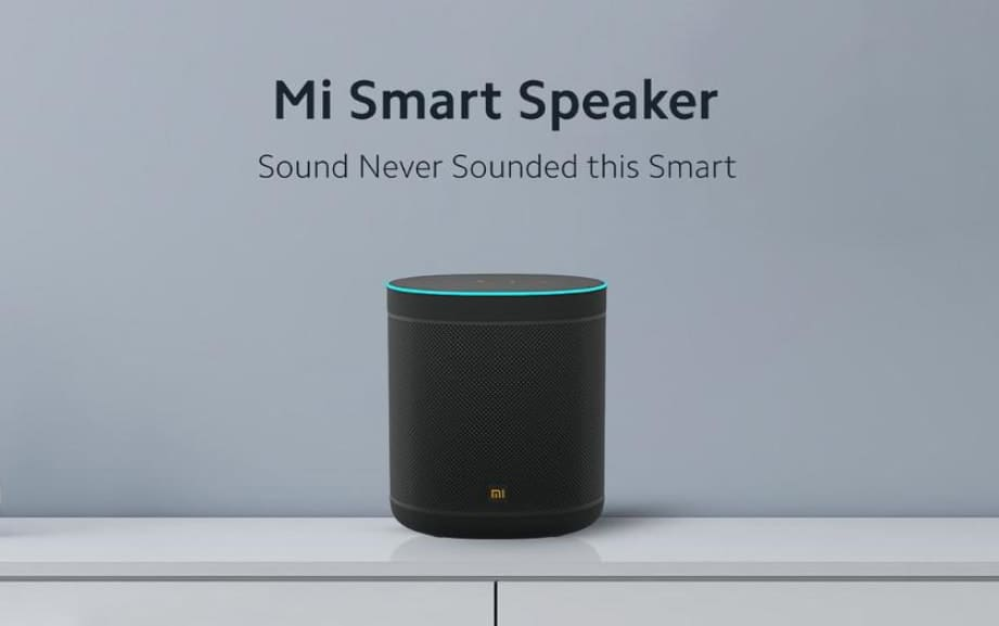 New Xiaomi Mi Smart Speaker with Google Assistant launched in India