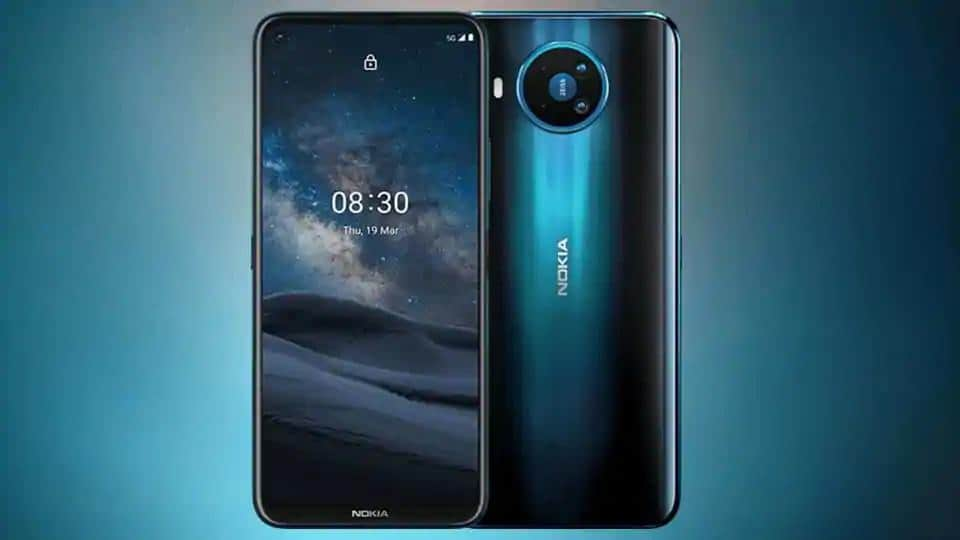 Nokia 8.3 5G global sale announced, check price and top features