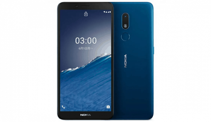Nokia C3 is now available for sale at a starting price of Rs 7,999
