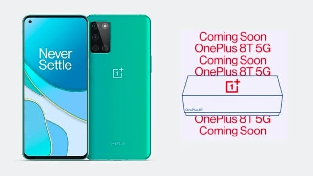 OnePlus 8T 5G smartphone to debut globally on Oct 14