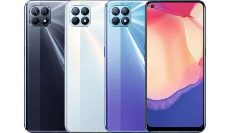Oppo Reno 4 SE announced with 48MP triple rear cameras