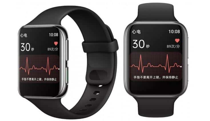 Oppo Watch ECG Edition announced, Oppo Smart TV coming in October