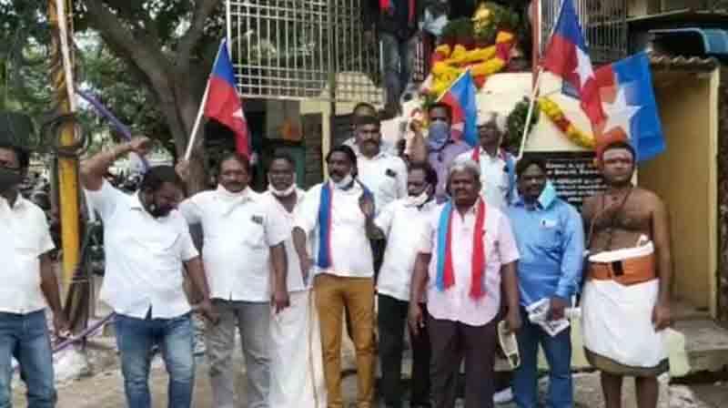 Periyar Bday Hindu Priest- updatenews360