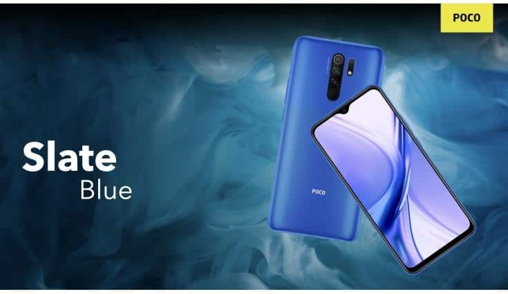 Poco M2 launched in India with quad-camera setup