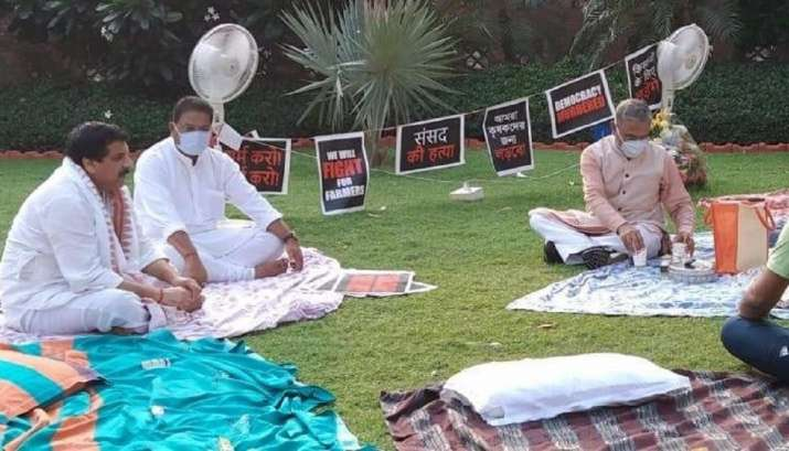 Rajya_Sabha_MP_Protest_Updatenews360