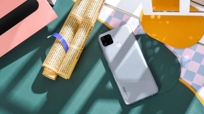 Realme C15 to go on sale today at 2 pm: Specifications, pricing and features