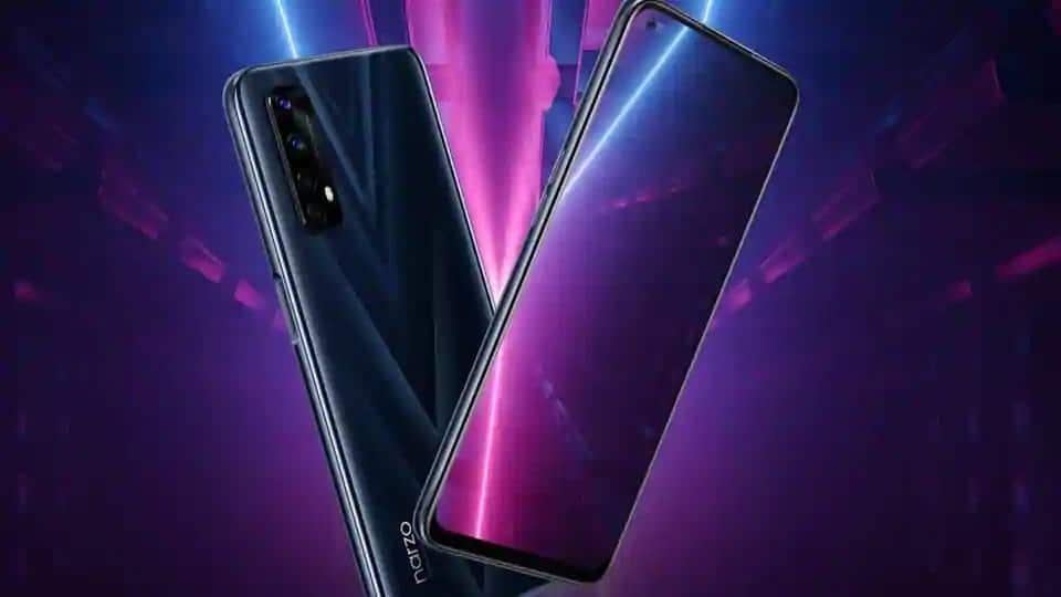 Realme Narzo 20 Pro, Narzo 20 and Narzo 20A to launch in India today