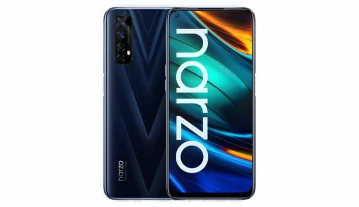 Realme Narzo 20 Pro first sale to be held today at 12 noon