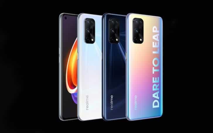 Realme X7 smartphones announced