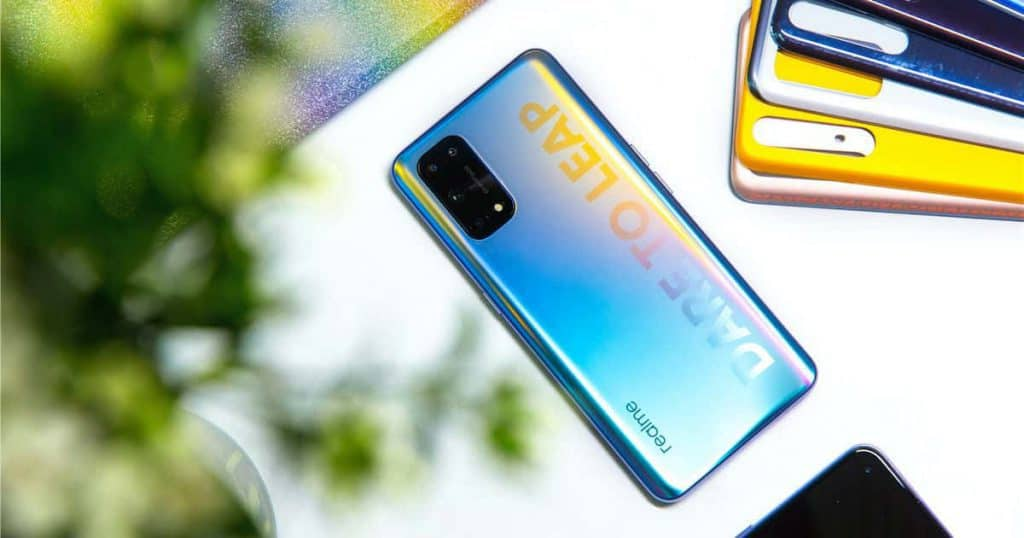 Realme X7 smartphone launched
