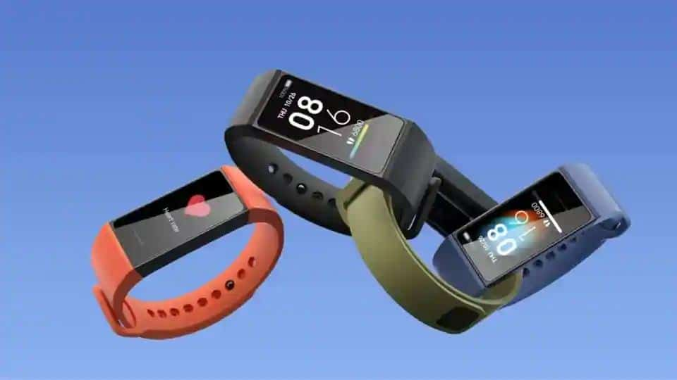 Redmi Smart Band launched in India
