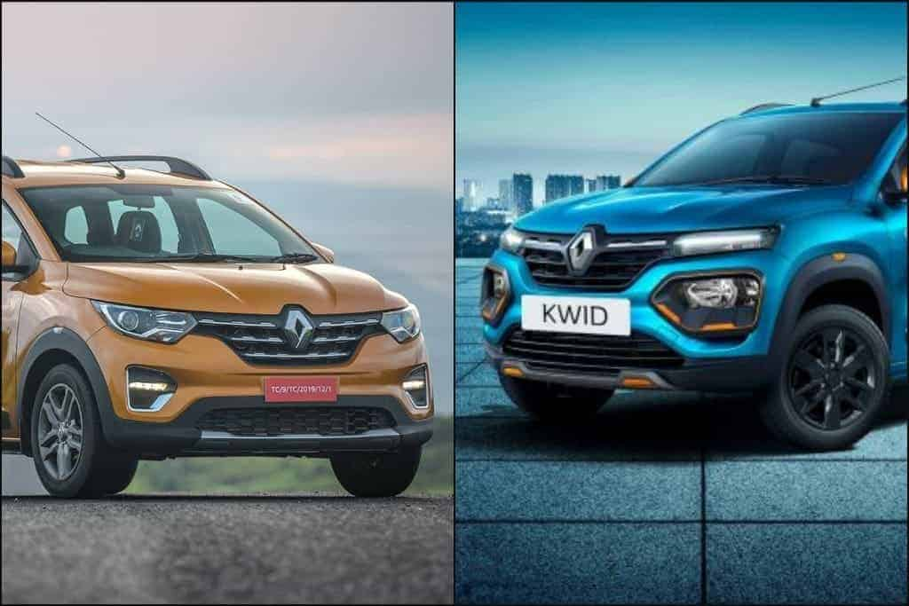 Renault hikes prices for Triber and Kwid in India