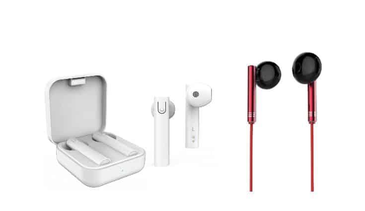 SNOKOR iRocker Stix TWS earbud and Bass Drops wired earphones launched