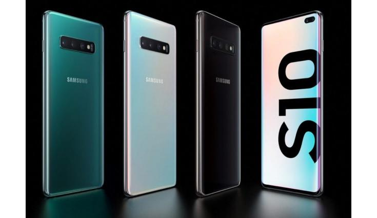 Samsung Galaxy S10 series gets One UI 2.5 update