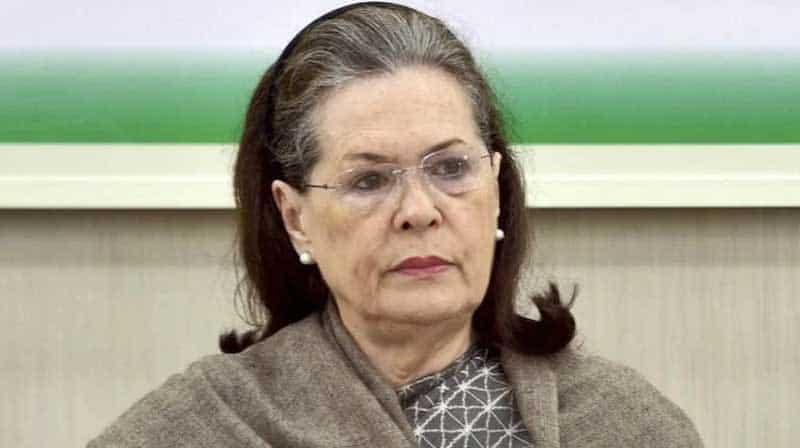 Sonia Gandhi Letter - updatenews360