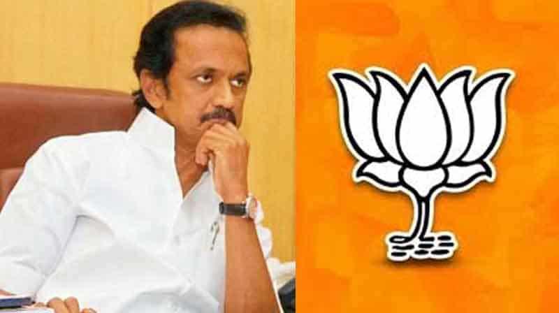 Stalin vs BJP - updatenews360