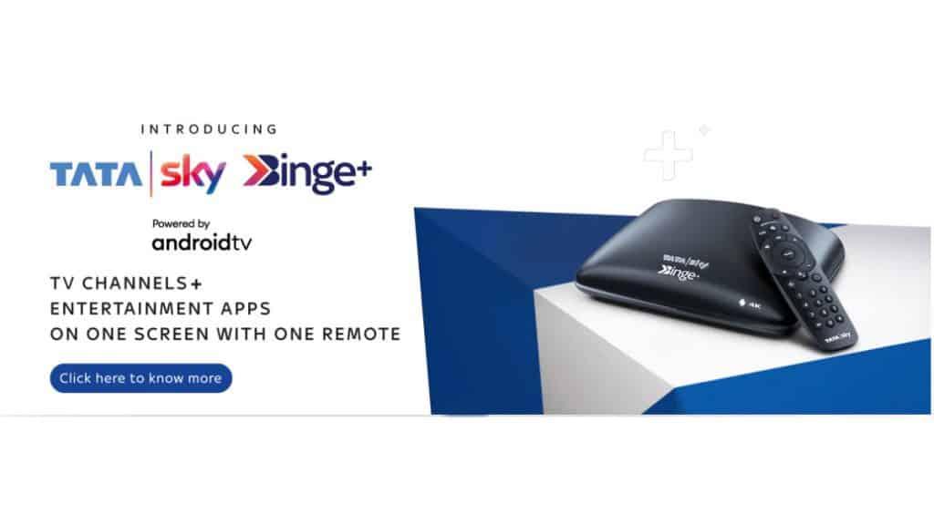 TATA SKY BINGE+ gets a major price cut