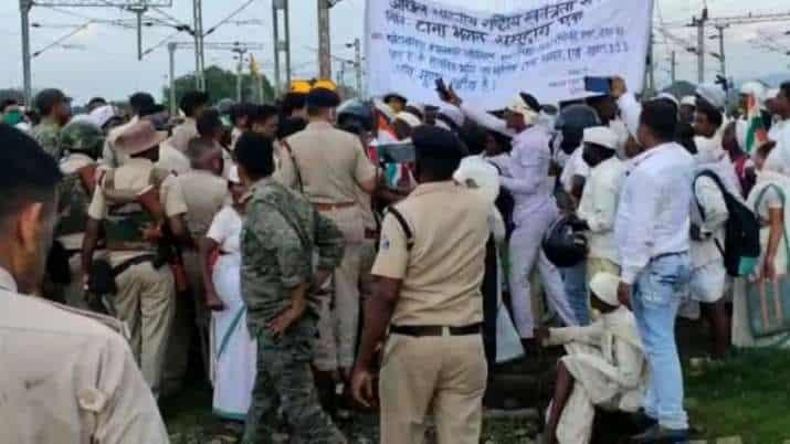 Tana_Bhagats_Protest_UpdateNews360