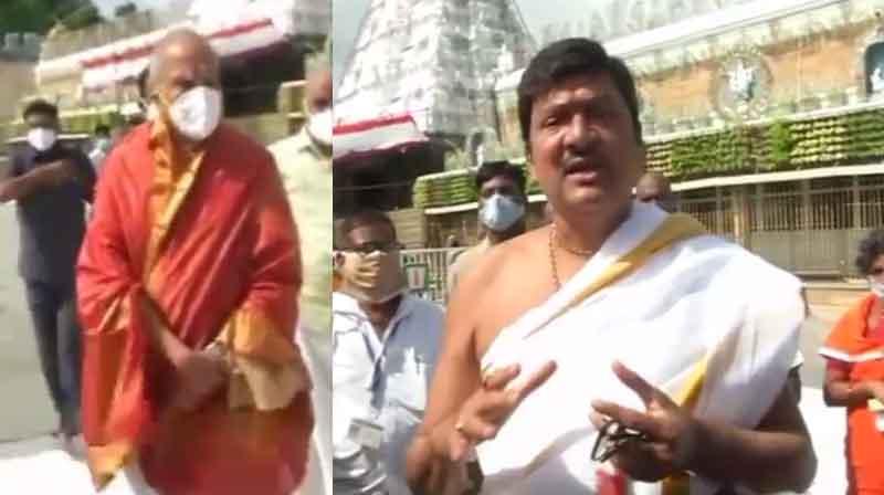 Tirupati Dhatshan - updatenews360