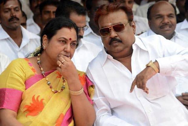 போன வாரம் விஜயகாந்த்.. இந்த வாரம் பிரேமலதா..அடுத்தடுத்து கொரோனாவிடம்  சிக்கும் தேமுதிக குடும்பம்..! - Update News 360 | Tamil News Online | Live  News | Breaking News ...