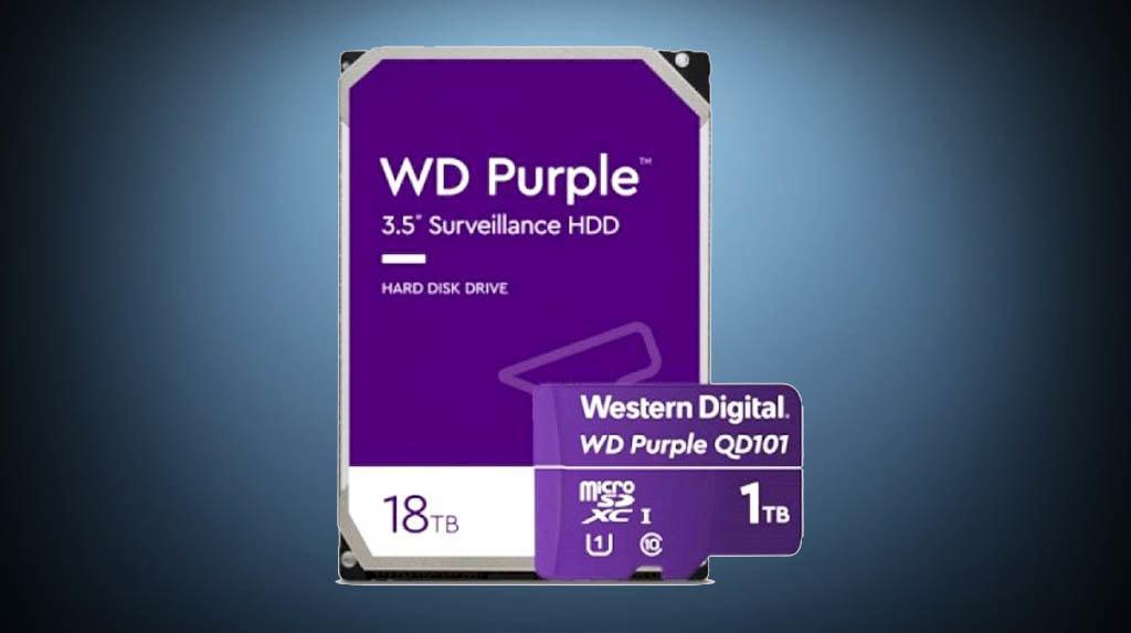 Western Digital launches 18TB HDD, 1TB microSD card in India