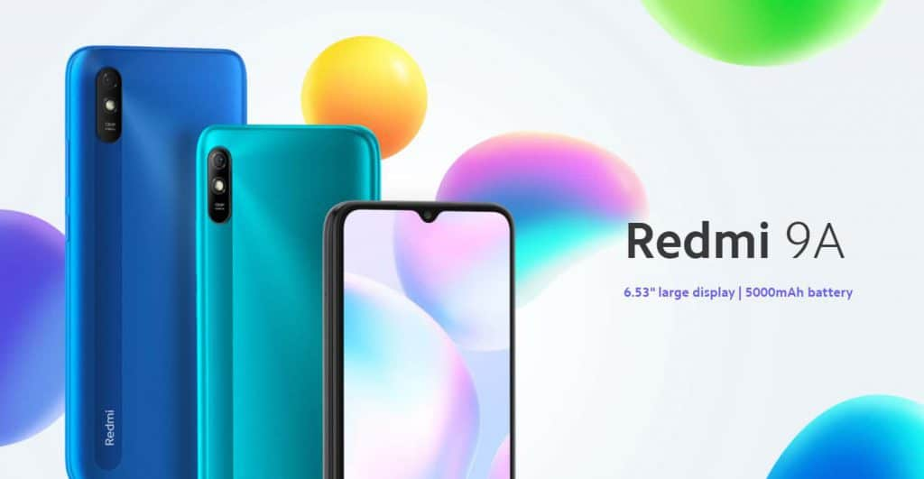 Xiaomi India launches Redmi 9A