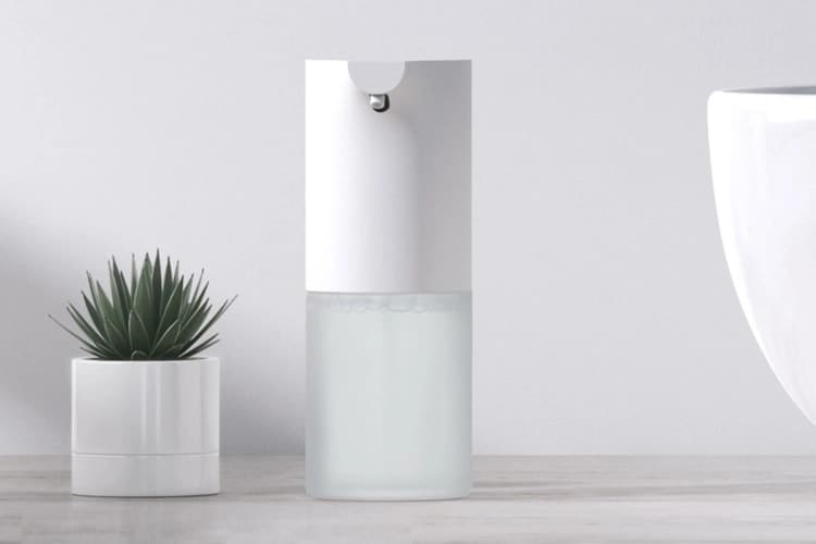 Xiaomi Launches Mi Automatic Soap Dispenser for Rs. 999 in India