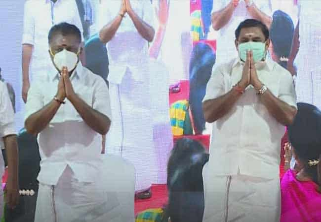 இருமொழிக் கொள்கையில் உறுதி : அ.தி.மு.க. செயற்குழு கூட்டத்தில் 15  தீர்மானங்கள் நிறைவேற்றம்!! - Update News 360 | Tamil News Online | Live  News | Breaking News Online | Latest ...